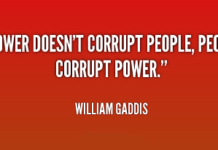 quotes about power and politics