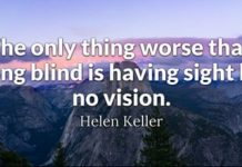 quotes about vision and mission